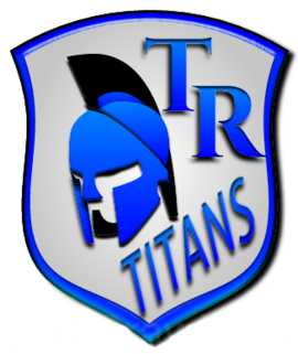 Twin River Shield Icon